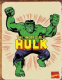 Incredible Hulk steel sign   (ga)